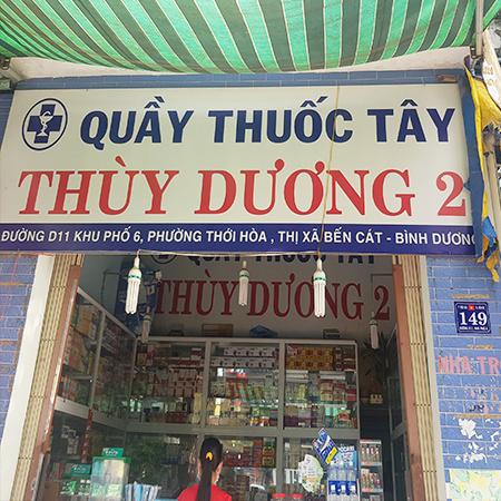 Nhà thuốc Thùy Dương 2