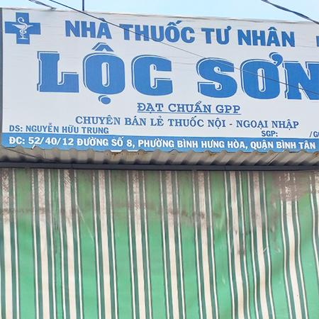 Nhà thuốc Lộc Sơn