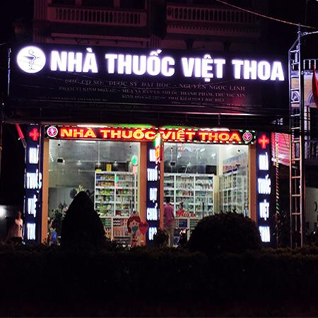 Nhà thuốc Việt Thoa