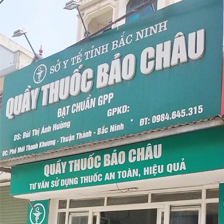 Quầy thuốc Bảo Châu
