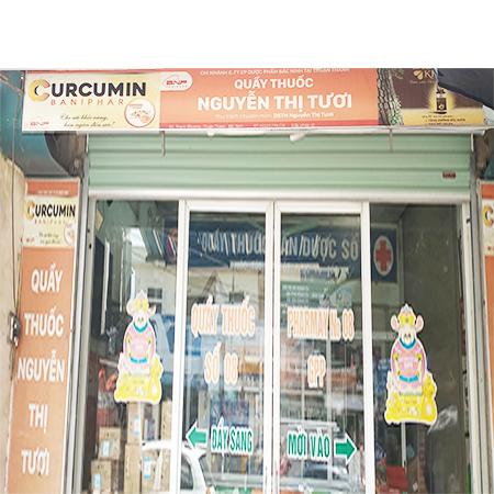Quầy thuốc Nguyễn Thị Tươi