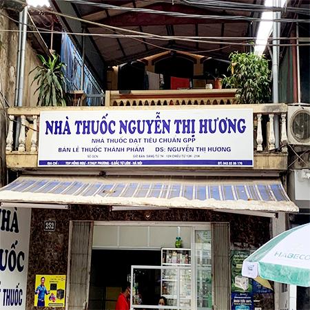 Nhà thuốc Nguyễn Thị Hương