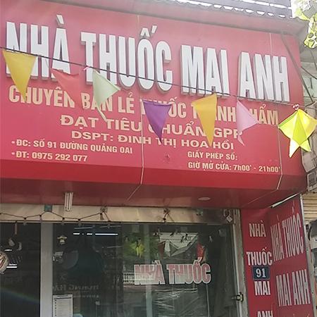 Nhà thuốc Mai Anh