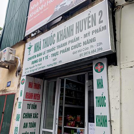 Nhà thuốc Khánh Huyền 2