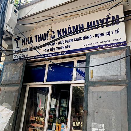 Nhà thuốc Khánh Huyền