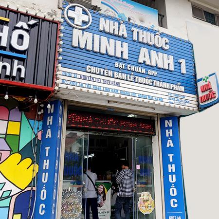 Nhà thuốc Minh Anh 1