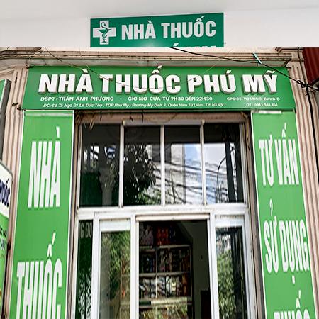 Nhà thuốc Phú Mỹ