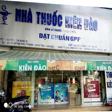Nhà thuốc Kiên Đào
