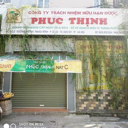 Nhà thuốc Phúc Thịnh