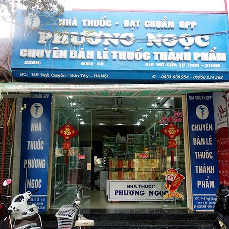 Nhà thuốc Phương Ngọc