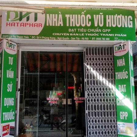 Nhà thuốc Vũ Hương