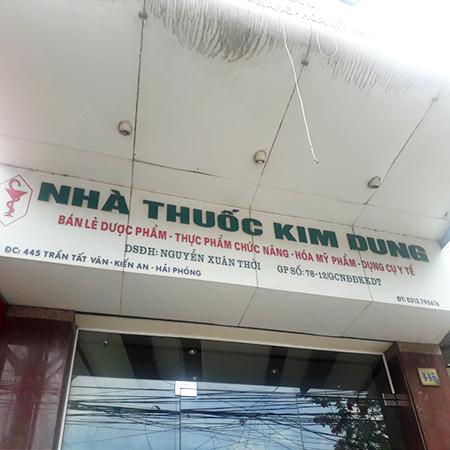 Nhà thuốc Kim Dung