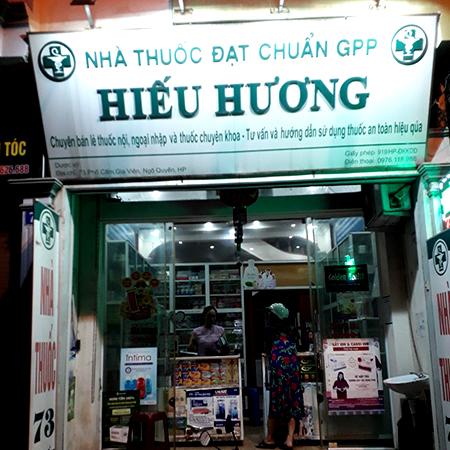Nhà thuốc Hiếu Hương