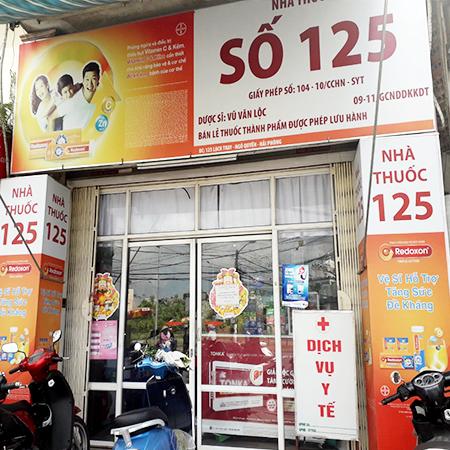 Nhà thuốc Số 125