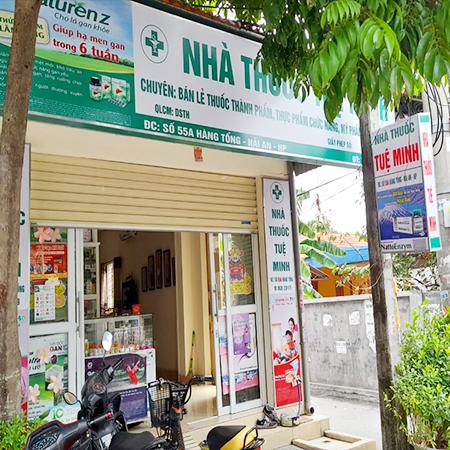 Nhà thuốc Tuệ Minh
