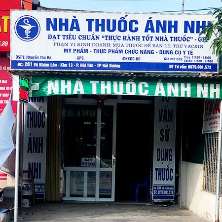 Nhà thuốc Ánh Nhi