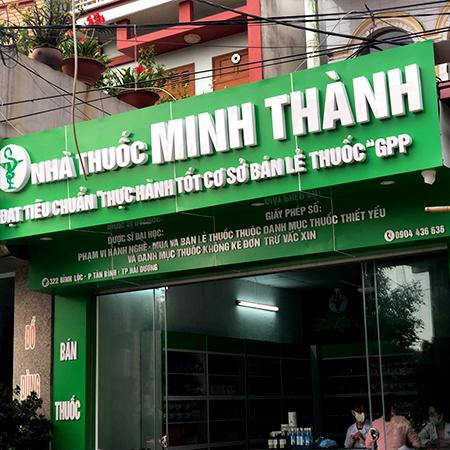 Nhà thuốc Minh Thành