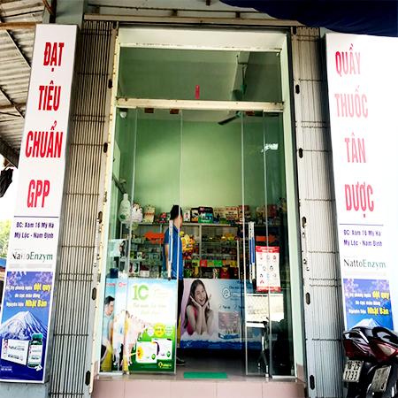 Quầy thuốc Trần Thị Tuyết