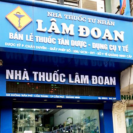 Nhà thuốc Lâm Đoan