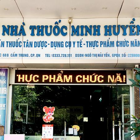 Nhà thuốc Minh Huyền