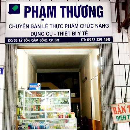 Nhà thuốc Phạm Thương