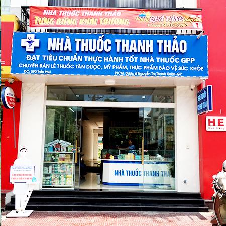 Nhà thuốc Thanh Thảo