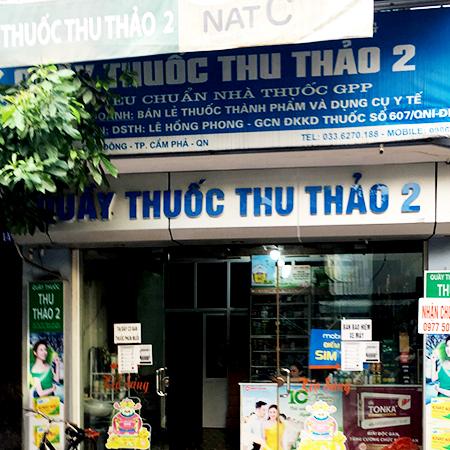 Nhà thuốc Thu Thảo 2