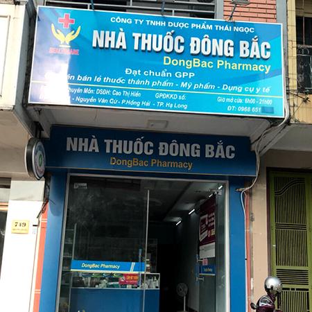 Nhà thuốc Đông Bắc