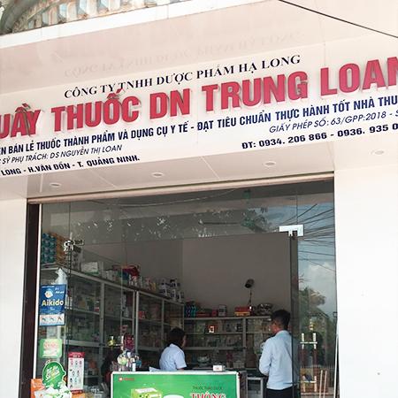 Quầy thuốc Doanh Nghiệp Trung Loan