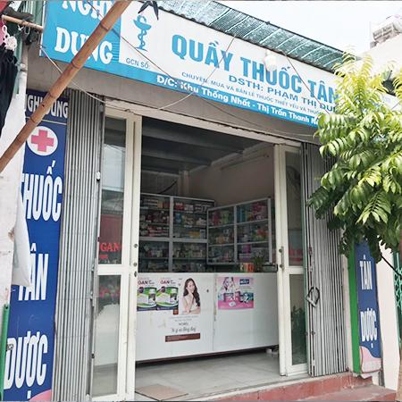 Quầy thuốc Phạm Thị Dung