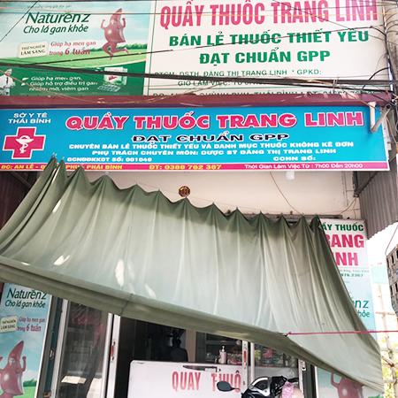 Quầy thuốc Trang Linh