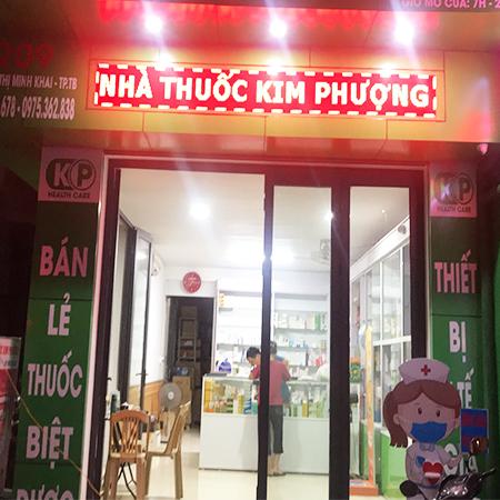 Nhà thuốc Kim Phượng