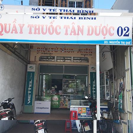 Quầy thuốc Nguyễn Thị Quế