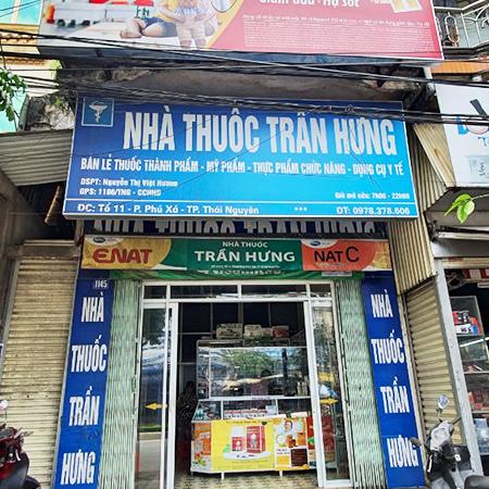 Nhà thuốc Trần Hưng