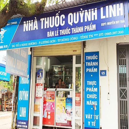 Nhà thuốc Quỳnh Linh