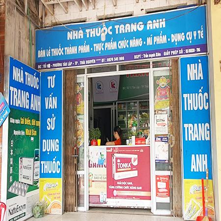 Nhà thuốc Trang Anh