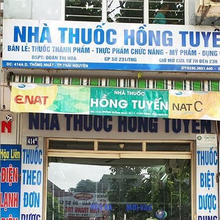 Nhà thuốc Hồng Tuyến