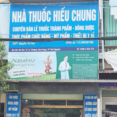 Nhà thuốc Hiếu Chung
