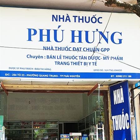 Nhà thuốc Phú Hưng