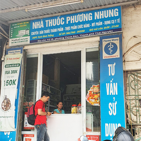 Nhà thuốc Phương Nhung