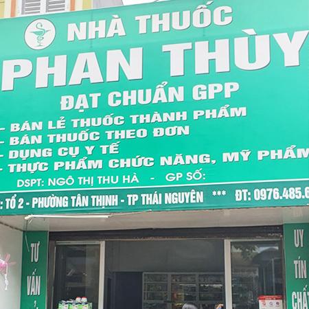 Nhà thuốc Phan Thùy