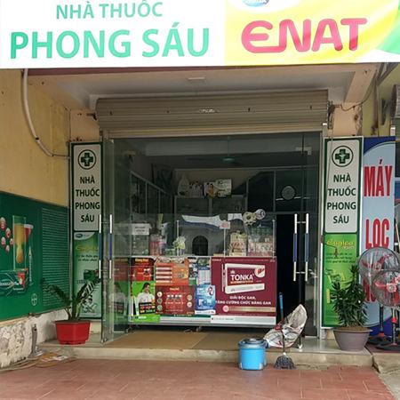 Nhà thuốc Phong Sáu