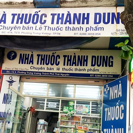 Nhà thuốc Thành Dung