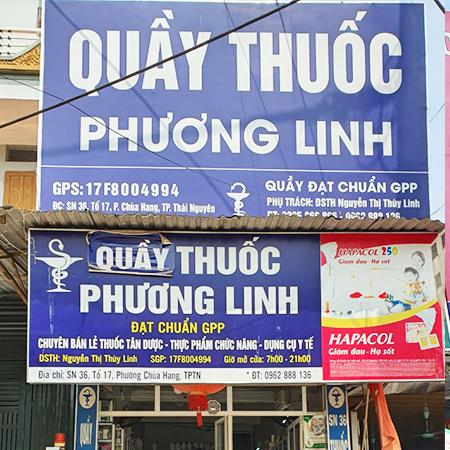 Quầy thuốc Phương Linh