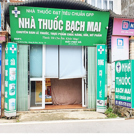 Nhà thuốc Bạch Mai