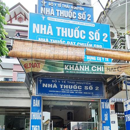 Nhà thuốc Khánh Chi