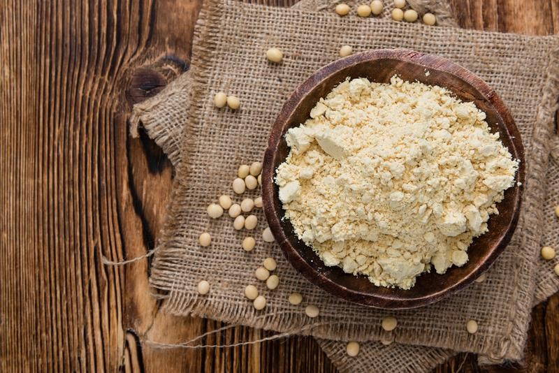 Có nên sử dụng mầm đậu nành dạng bột để tăng cường sức khỏe?