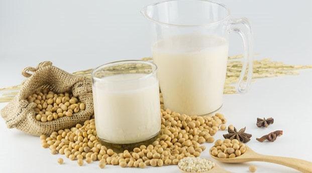 Bạn có thể tự làm sữa mầm đậu nành với công thức cực kỳ đơn giản