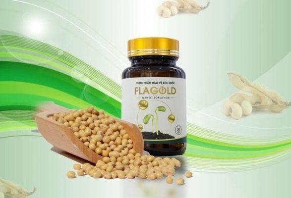 Nano mầm đậu nành FlaGold là giải pháp hàng đầu giúp cải thiện tình trạng nội tiết tố nữ kém
