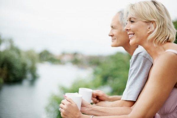 Lão hóa da tự nhiên nghiêm trọng hơn vào tuổi 50